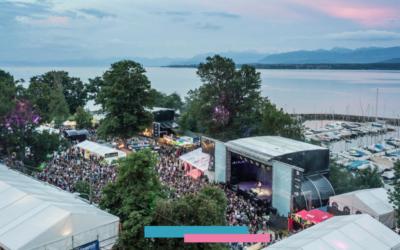 D'où est né le Caribana Festival ?