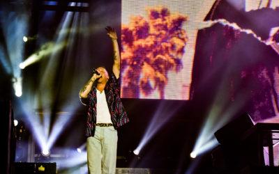 Macklemore au Sziget Festival : un concert incroyable auquel One FM a assisté !