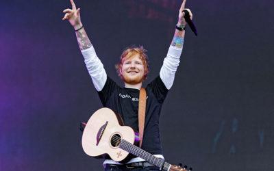 Ed Sheeran et Jain ouvrent le Sziget Festival : époustouflant !