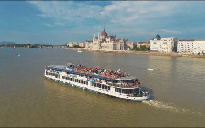 One FM a testé la Boat Party du Sziget Festival